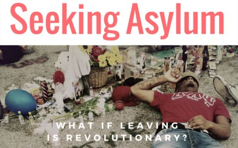 'Seeking Asylum' Addresses Leaving the U.S. Behind