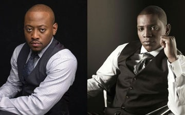 Omar Epps and Mekhi Phifer