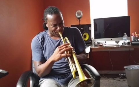 troy sawyer New Orleans Musician Makes the Best of a Horrible Situation