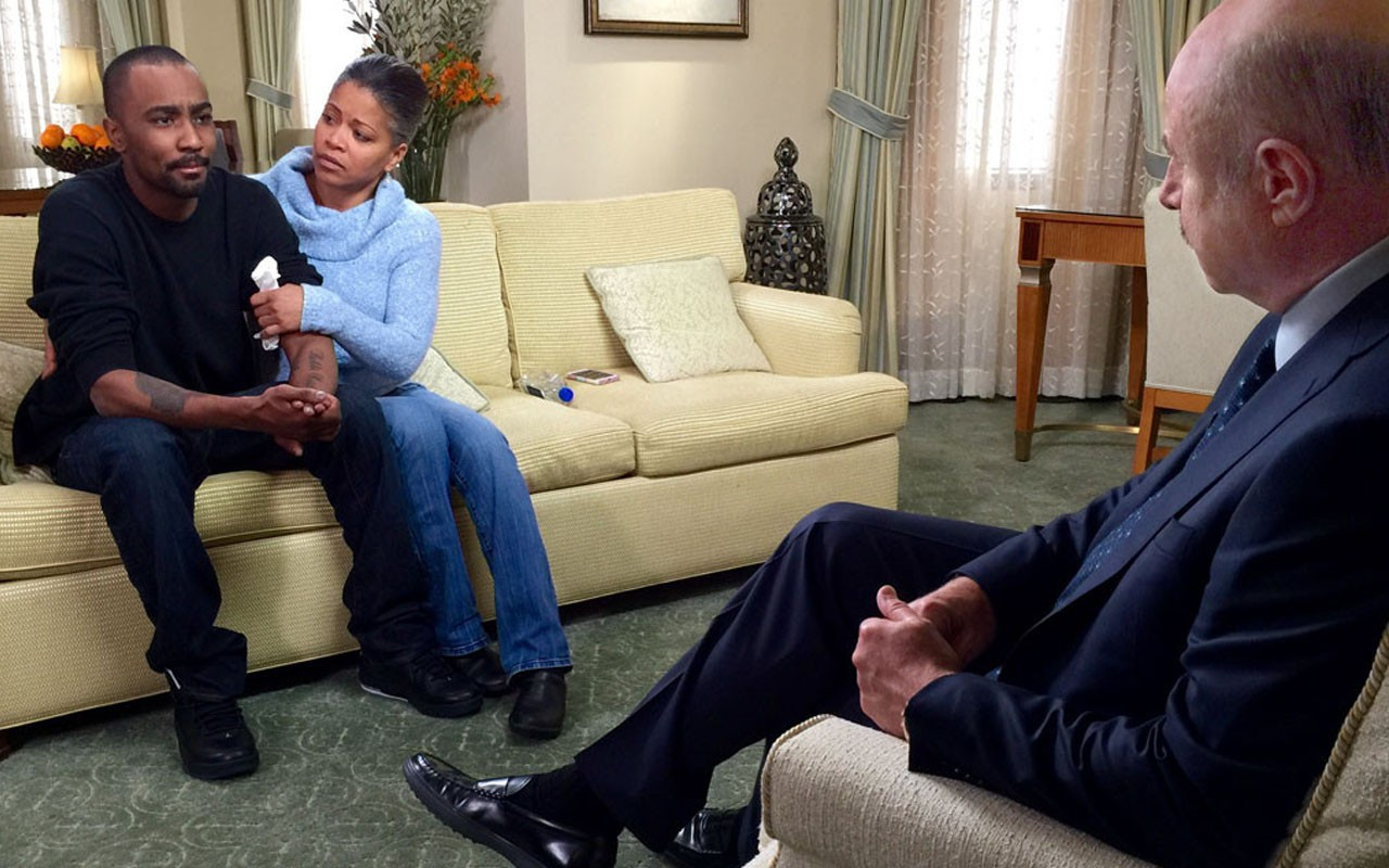 Nick Gordon and his mother appeared on Dr. Phil