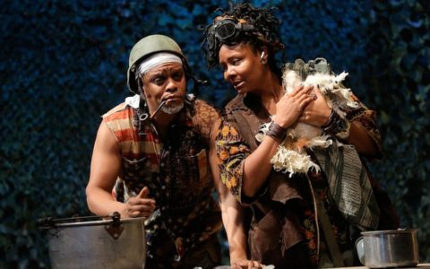 """[On the """"A"""" w/Souleo] Black Theater Wrestles with Representation"""