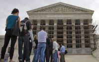 Supreme Court Returns To Affirmative Action In Michigan Case
