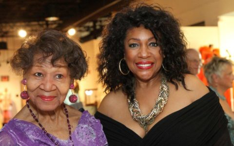Supremes Singer Mary Wilson to Teach?