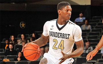 Former Vandy guard Dai-Jon Parker died Thursday night at age 22