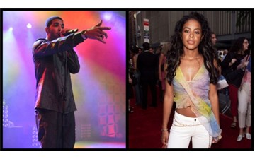 Production Halted on Drake's Posthumous Aaliyah Project
