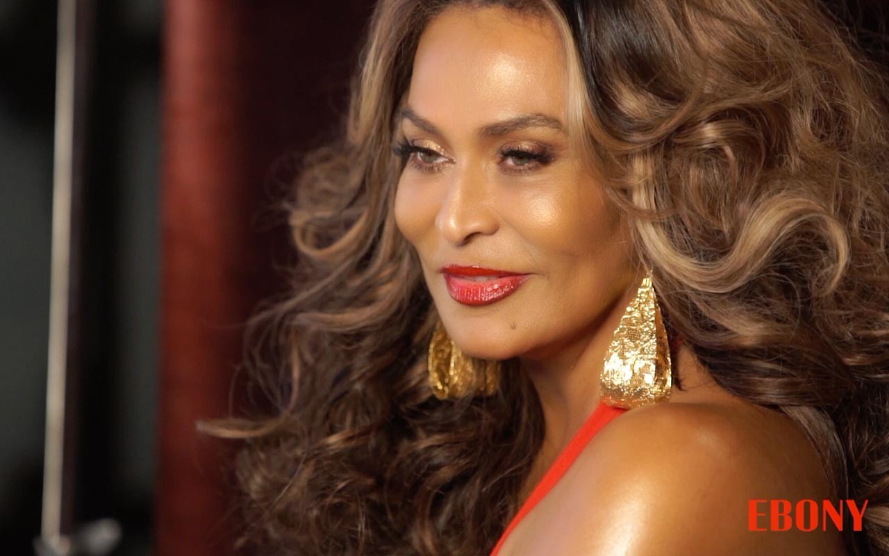 EBONY Magazine July 2015 BTS: Tina Knowles Lawson