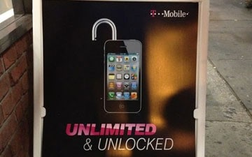T-Mobile and Apple sign agreement to launch products in 2013