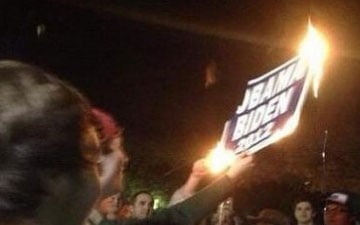 Racial slurs reported at Ole Miss election protests