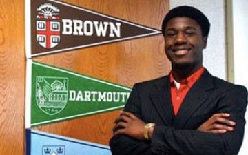 Teen Accepted to the Entire Ivy League Announces He'll Go to Yale