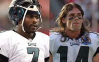 Vick Shows Leadership on Teammate's Racist Rant, but Is It the Right Kind?