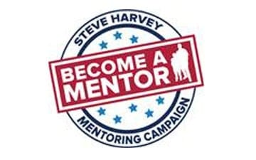 Steve Harvey Mentoring Campaign Kicks Off