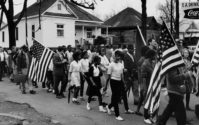 1965 voting rights act march civil rights march from Selma to Montgomery, Alabama in 1965