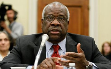 Clarence Thomas Says We All Talk About Race Too Much Nowadays
