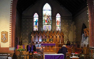 Episcopal Church Approves Same-Sex Marriages