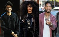 The Weeknd Erykah Badu Miguel