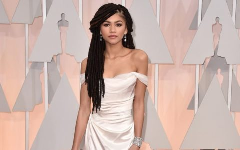 Zendaya's Faux Locs and Our Real Weed Problem