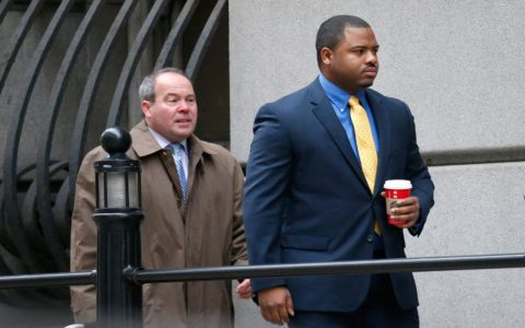Officer in Freddie Gray Case Immune from Testifying in 3 Cops' Trials