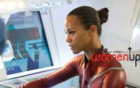 Zoe Saldana Boldly Goes [INTERVIEW]