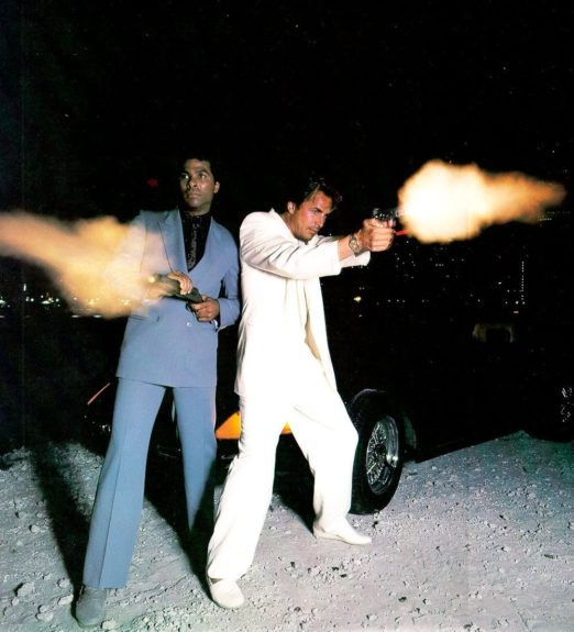 <em>Miami Vice</em> (1984-1990): Philip Michael Thomas and Don Johnson embodied an equality of cool on the hit NBC series. Though detective Sonny Crockett ate up more screen time, Rico Tubbsbecame a sex symbol fashion icon just as quickly.