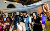BLACK WEDDING STYLE: Stylish Ethiopian Couple Wed in Atlanta