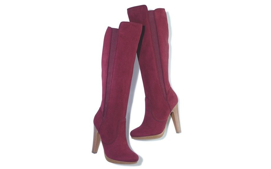 """Forever Selected by Paula Abdul Modern Opulence Heeled Boot $65 <a href=""""http://shop.avon.com/product.aspx?pf_id=49490"""">avon.com</a>"""