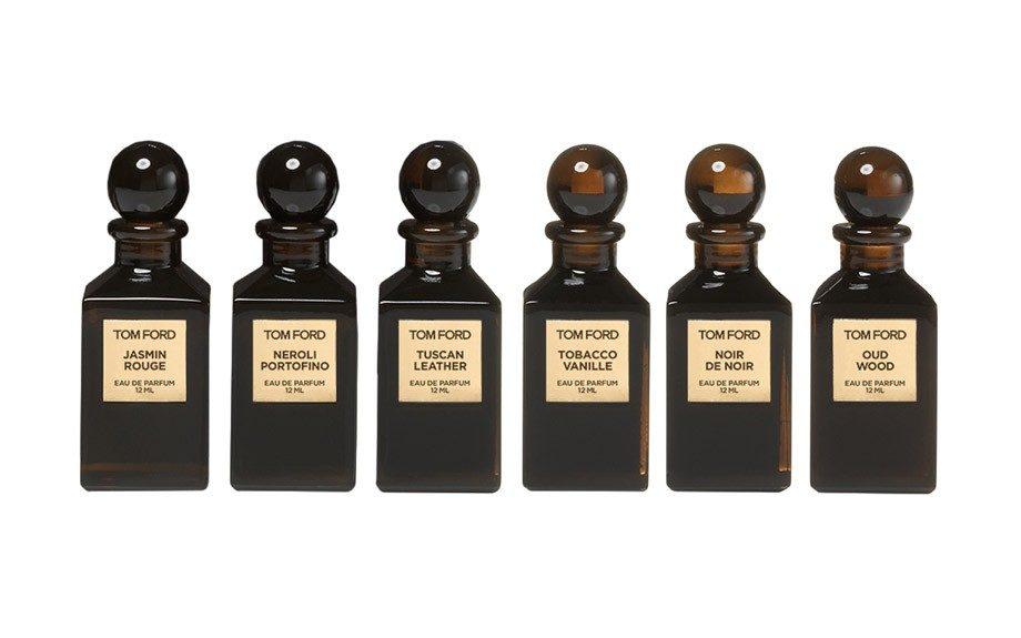 Tom Ford Private Blend Collection mini set, $325.