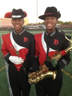 <strong>The Smith kids</strong> were very active in school from band, to playing soccer and baseball. They also each won awards in the NAACP ACT-SO competition. Malcolm won the gold for the vocal competition. Marcus won the bronze medal fro playing the sax.