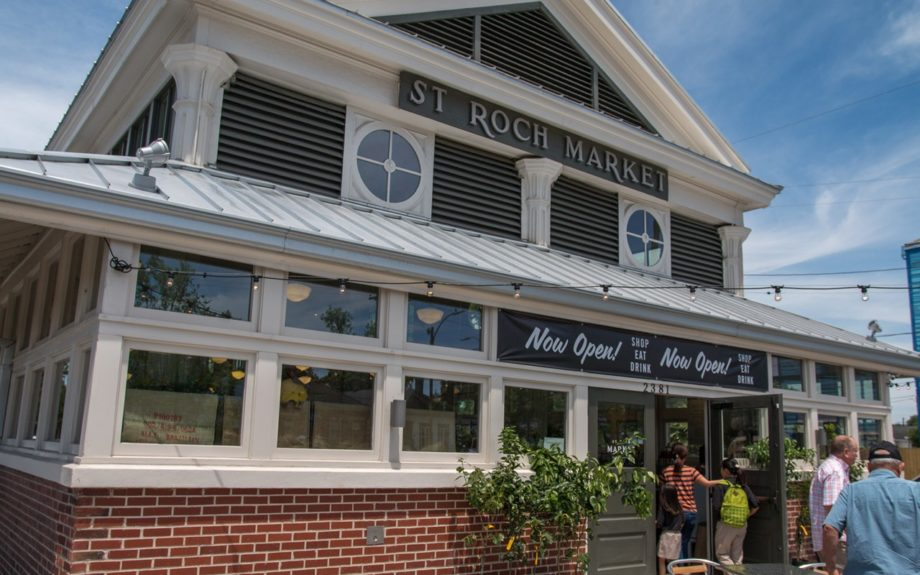10. St Roch Maket was originally built in 1875 as an open-air market.  It underwent a $3.7 million renovation and was relaunched as a food hall in 2015.  	Photo Credit: Whitney Tucker
