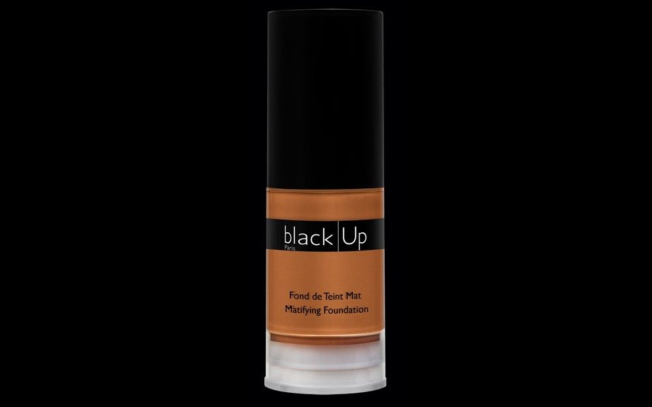 "<strong>BlackUp Fluid Foundation</strong> ($34; <a href=""http://www.blackupcosmetics.com/makeup/face/foundation/fluid-foundation.html"" target=""_blank"">blackupcosmetics.com</a>)"
