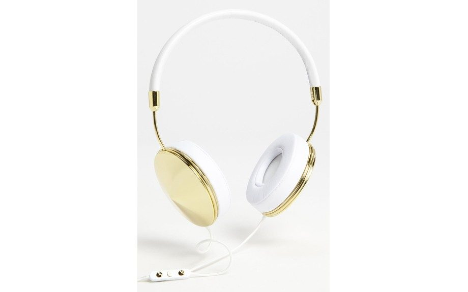 Frends 'Taylor' Headphones in Gold/White, $199.95. Nordstrom.com