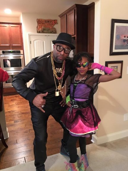 "<p> 	Kamille's dance studio hosted an 80' Father- Daughter Dance, ""Dan was the DJ and his Kamille's date. Kamille started to cry when she was slow dancing with her dad. It was a really special moment.""</p>"