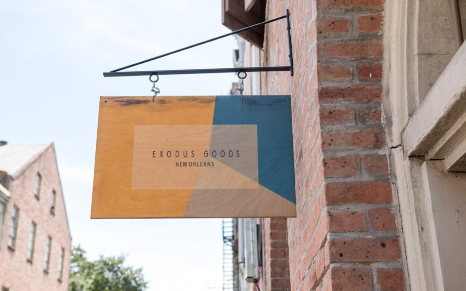 15.  Exodus Goods is a boutique co-owned by Solange Knowles that opened in 2014  	Photo Credit: Whitney Tucker