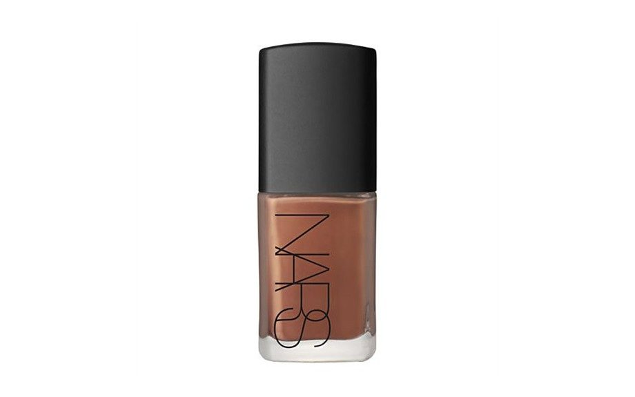 "<strong>NARS Sheer Matte Foundation</strong> ($44; <a href=""http://www.narscosmetics.com/complexion/foundation/~/sheer-matte-foundation"" target=""_blank"">narscosmetics.com</a>)"