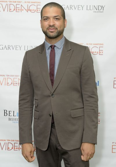 "Jason Moran attends the Evidence, A Dance Company Hosts 9th Annual ""On Our Toes""...In the Hamptons Summer Benefiton August 18, 2012 in Bridgehampton, New York."