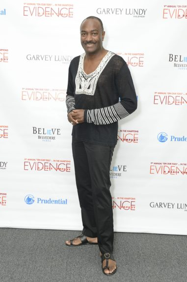 "Reginald Van Lee attends the Evidence, A Dance Company Hosts 9th Annual ""On Our Toes""...In the Hamptons Summer Benefiton August 18, 2012 in Bridgehampton, New York."