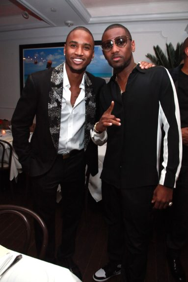 Trey Songz and Fabolous