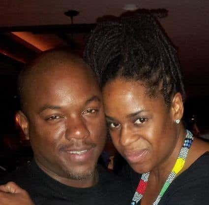 Anthony & Thembisa. The two initially met when Anthony was a production assistant on a KRON-TV show called <em>Home Turf</em>, hosted by Amiri Baraka'sdaughter.