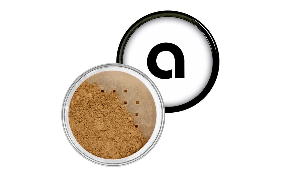 """Afterglow Cosmetics Organic Infused Foundation in Fawn, $36, <a href=""""http://www.afterglowcosmetics.com/organic_mineral_foundation/"""">www.afterglowcosmetics.com</a>"""