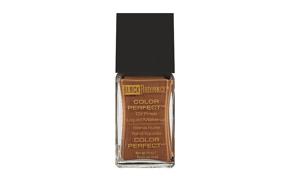 <strong>Black Radiance Color Perfect Liquid Foundation</strong> ($3.87;