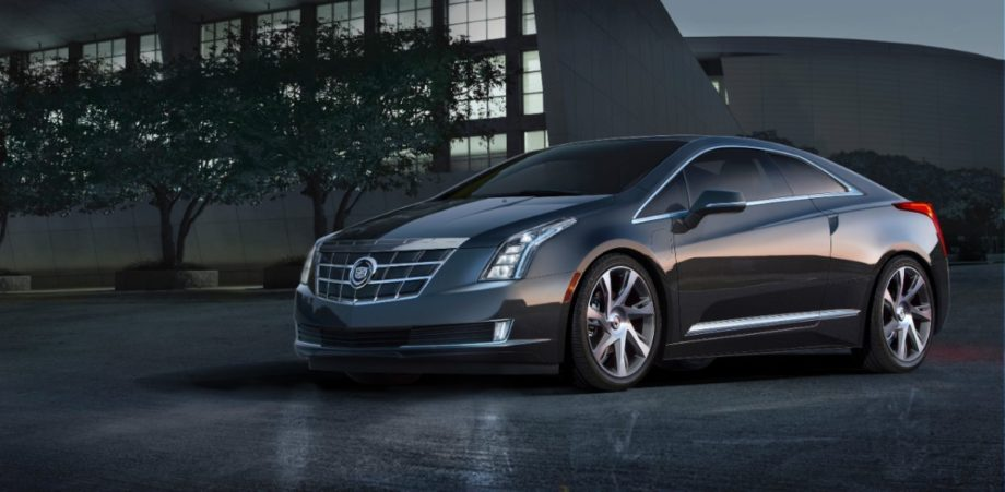 2014 Cadillac ELR runs off both gas and electricity