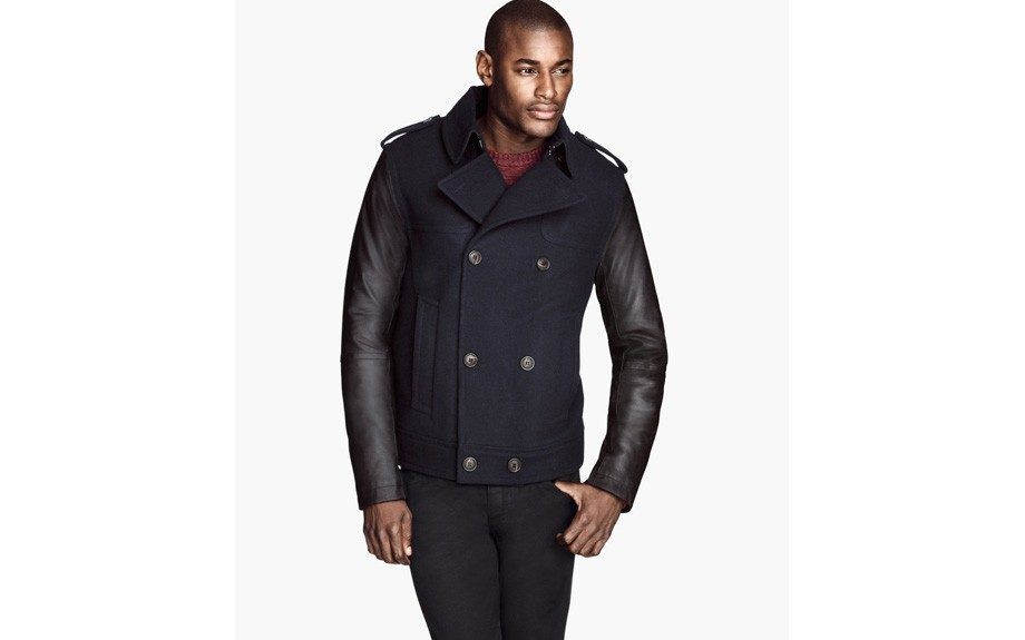 """<strong>For the Refined</strong>  H&M Jacket in Wool Blend ($61,<a href=""""http://www.hm.com/us/product/15692?article=15692-A"""" target=""""_blank"""">hm.com</a>)"""