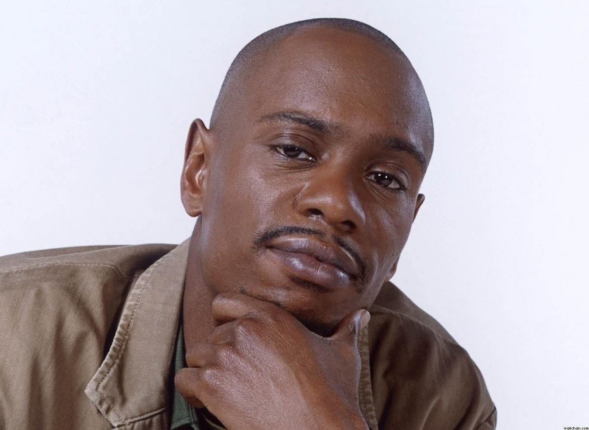 Dave Chappelle, Comedian, 8.24.73