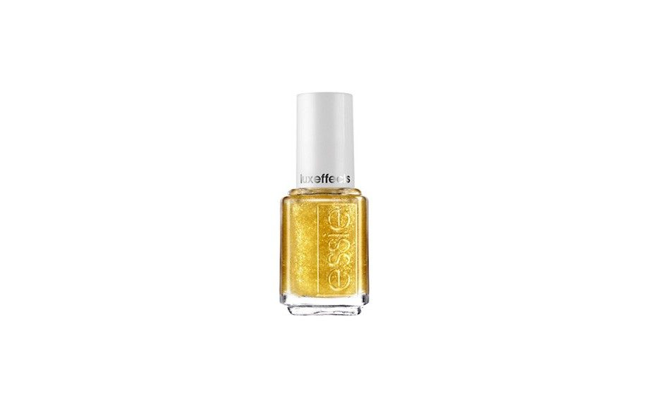"Essie in As Gold As it Gets ($8.50; <a href=""http://www.beauty.com/products/prod.asp?pid=481998&catid=298359&cmbProdBrandFilter=116388&mp=True&aid=338669&aparam=481998"" target=""_blank"">Beauty.com</a>)"