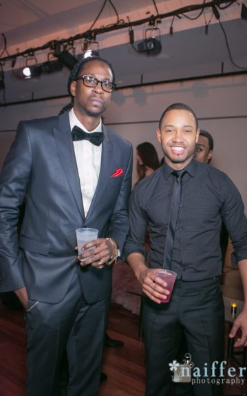 2 Chainz and Terrence J(Photo:NaifferPhotography)