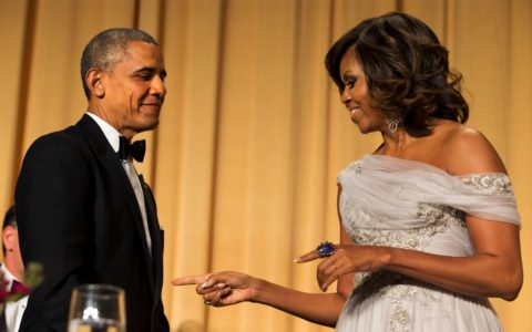 The 5 Blackest Moments of the White House Correspondents' Dinner [PHOTOS]