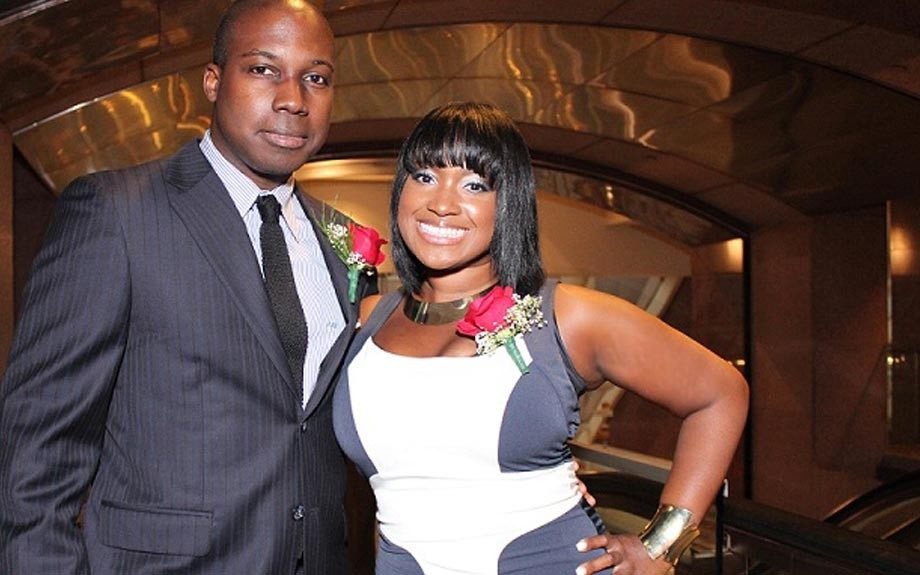 Honorees Ntiedo 'Nt' Etuk (DimensionU, Founder and CEO) and Shante Bacon (135th Street Agency, CEO & Founder)