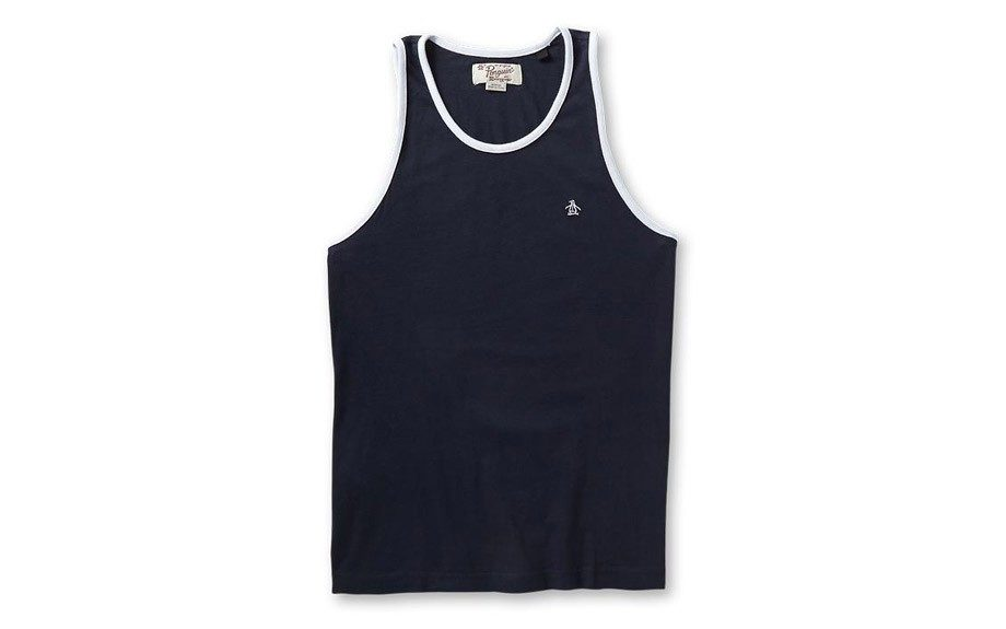 "Earl Tank - <a href=""http://piperlime.gap.com/browse/product.do?pid=149322002&tid=plsp1r&kwid=1&ap=14"" target=""_blank"">Original Penguin</a>- 25.00"