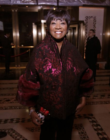 "Patti LaBelle tore the house down with her <em>a capella </em>rendition of ""The Lord's Prayer"""