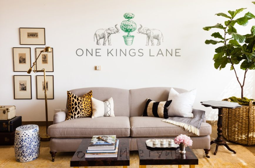 <strong>One Kings Lane</strong>: Style an entire room with these affordable finds from One Kings Lane.