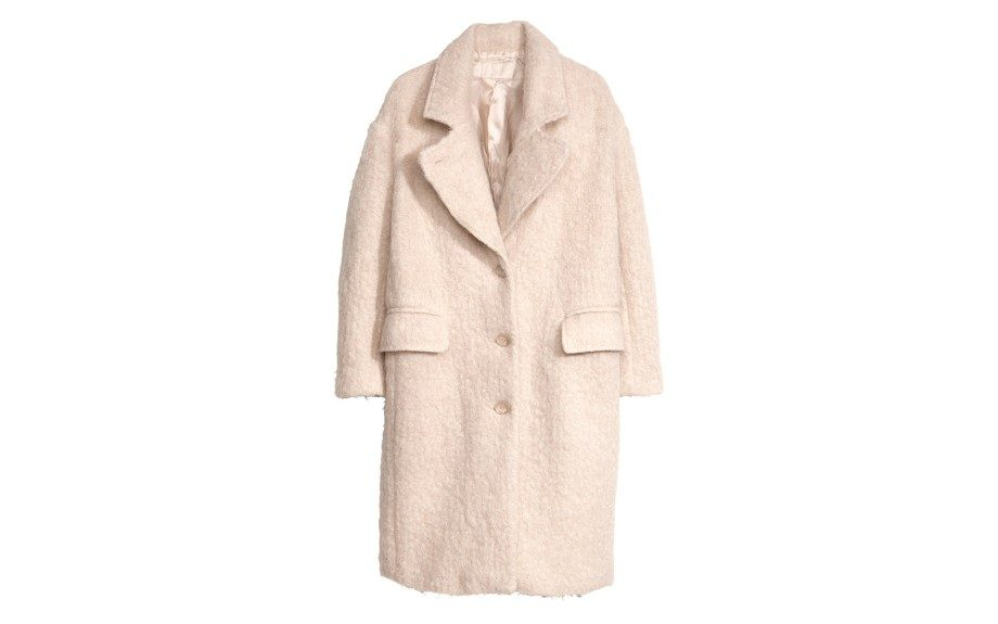 """<a href=""""http://www.hm.com/us/product/19512?article=19512-A"""" target=""""_blank"""">HM Powder Pink Fuzzy Coat $149</a>"""